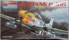 Monogram 1:48 P-51D Mustang
