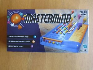 Mastermind Game : Hasbro Games 2000