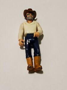 Vintage 1974 Fisher Price Adventure People #322 Dune Buster Cowboy Figure