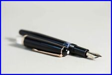 MONTBLANC 344 Piston Filler with SPECIAL KOB 585 GOLD Nib - Germany - 1960