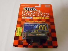 1997 Racing Champions Nascar #94 Bill Elliot McDonald's Mac Tonight Stock Car
