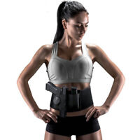 Ultimate Belly Waist Band Holster for Concealed Carry Gun Pistols Revolvers