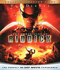 The Chronicles of Riddick (Directors Cut, Unrated) Blu-Ray New