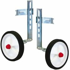 "UNIVERSAL EASY FIT STABILISERS/ BALANCE WHEELS CHILDS BIKE WITH 12""-20'' WHEELS"