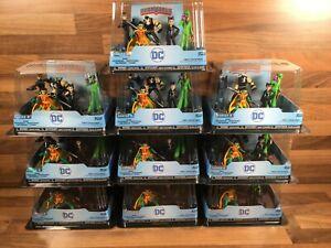 10 x Funko HeroWorld DC Series 8 Nightwing Bane Riddler Catwoman Robin Figures