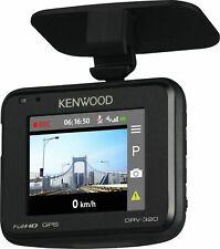 New listing New Kenwood Drv-320 Super Hd Dashboard Camera Hd Recording - Black factory seale