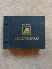 More details for the lord of the rings audio book collectors edition - very rare edition