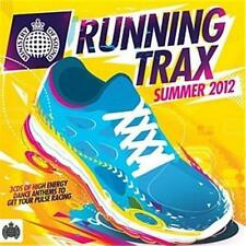 RUNNING TRAX SUMMER 2012 feat. Havana Brown, Chris Brown, Snoop Dogg 3CD NEW