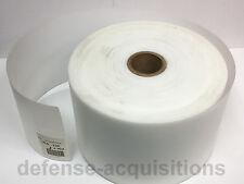 HDPE High Density Polyethylene Plastic Sheet .030