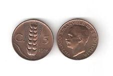 3106) REGNO 5 CENTESIMI SPIGA 1926 FDC ROSSO