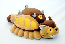 "Japanese Animation 12"" My Neighbor Totoro  soft Cat Bus Plush Doll"