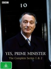 Yes, Prime Minister : Series 1-2 (DVD, 2005, 3-Disc Set) (D116)