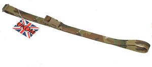 UKOM 25mm Crye Multicam / MTP Lightweight Tactical Belt ALL SIZES 100% UK Made