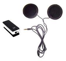KOKKIA Helmet_RClip:Versatile Bluetooth Helmet+Normal Clip Receiver with Display