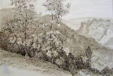 MATLOCK DERBYSHIRE (5) INK  JOHN WILSON 1870