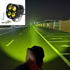 """12V 3"""" Led Work Light Pods for 4x4WD Off road Auto Car Driving Yellow Spotlights"""