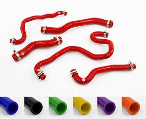 Silicone Radiator & Heater Coolant Hoses fits Honda Civic Sport EP2 1.6 Stoney