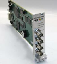 AXIS 241Q Blade Video Server - (0209-011), 64MB SDRAM, 8MB flash - 800109981