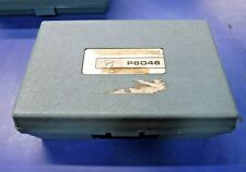 Tektronix P6046 Differential Probe & Amplifier w/ Hard Cover Case