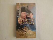 Treasure Island sealed VHS Charlton Heston, Christian Bale 1990