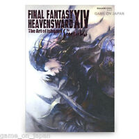 Final Fantasy XIV Heavensward The Art of Ishgard The Scars of War art book