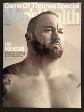Men's Health magazine - May 2016 - subscribers cover (Game of Thrones special )