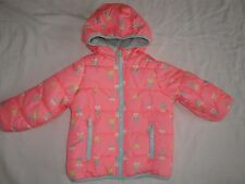 Carter's Girl's Winter Jacket With  Zipper & Hood  Size: 18 Months $70.00