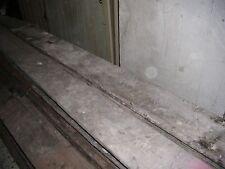 Reclaimed victorian floorboards