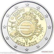 """FINLAND: SPECIALE 2 EURO 2012  """"10 jaar EURO"""""""