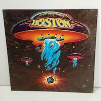 Boston Self-Titled Epic PE 34188 1976 Rock AOR Album LP