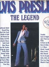 ELVIS PRESLEY - THE LEGEND - Box Set - 10 LP-Set - NEW NEVER BEEN PLAYED 1st Ed.