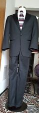 MEN'S NEIL ALLYN Black Tuxedo Suit 37R