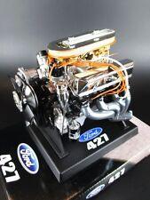 FORD 427 Wedge ENGINE blocco motore, v8, modello 1:6,neu, motore modello finito