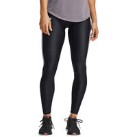 Under Armour Womens Speed Stride Running Tights Bottoms Pants Trousers Black