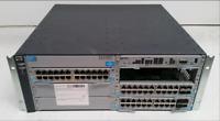 HP ProCurve E5406zl J8697A Switch Chassis 4 Modules / 64 x Gig-T / 8x Mini-GBIC