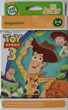 LeapFrog Tag Junior Book: Toy Story 3 (French Version) (Imagination) Boardbook