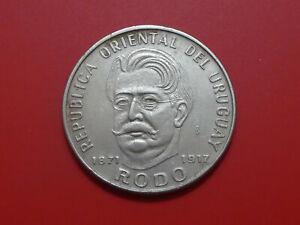 URUGUAY 50 PESOS 1971 , Rodo