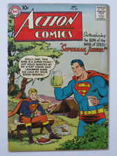 Action Comics (Superman) # 232 us dc 1957 1st Curt Swan in Action VG-fn
