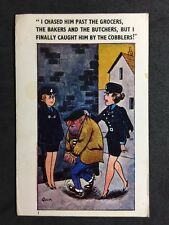Vintage Postcard: Artist Signed: #A78 - Sapphire Card - Quip 1973
