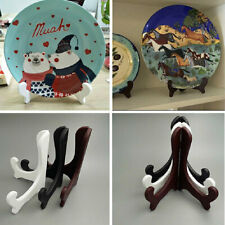 Plate Display Easel Stand Picture Art Holders Frame Award Holder Tools New