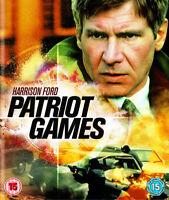 Patriot Games Blu-Ray (Harrison Ford) (1992)
