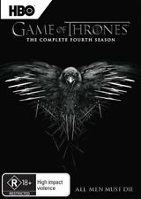 Game Of Thrones : Season 4 (DVD, 2015, 5-Disc Set)