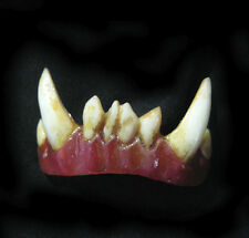 Professional Costume Troll Teeth Tusks Appliance Dental Distortions FX Fangs