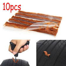 10pcs Automobile And Motorcycle Repair Rubber Vacuum Tire Tool Sealant Strip SNM
