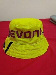 Art of Football Handmade Borussia Dortmund Bucket Hat One Size