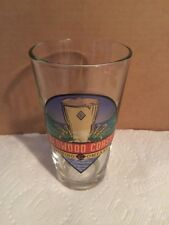 Redwood Coast Brewing Co Pint Beer Glass
