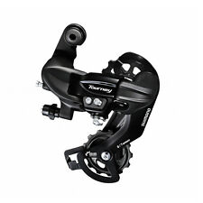 New Shimano Tourney RD-TY300 Direct-Mount Rear Derailleur 6/7 Speed Black