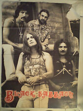 BLACK SABBATH rare TEXTILE POSTER FLAG metal heavy ozzy dio motorhead lp t shirt