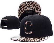 New Men Cayler Sons Cap Baseball Snapback Hip hop Adjustable Bboy Leopard Hat