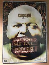 El Nuevo England Metálica Hardcore FESTIVAL 2003 ~ Rock CONCIERTO GB DVD